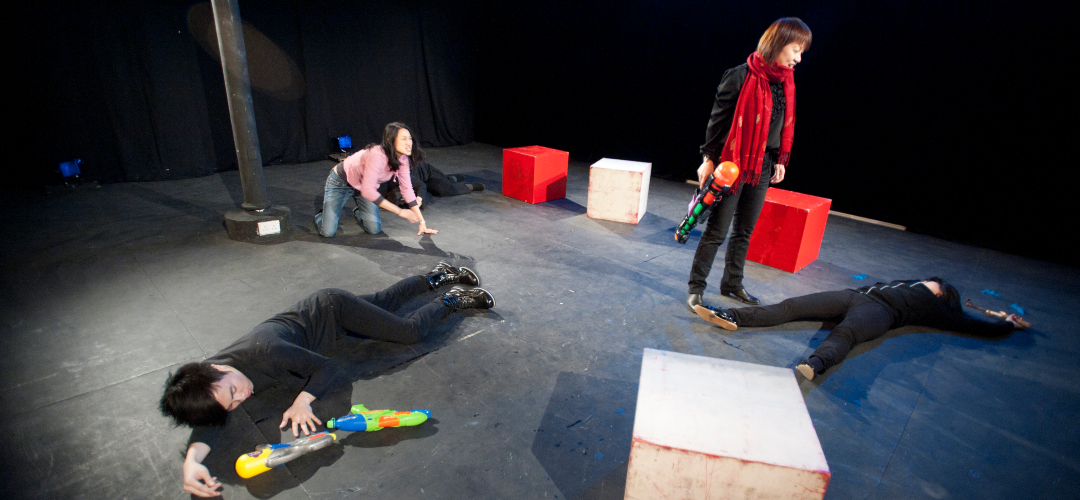 Being a Playwright –  About Devised Theatre