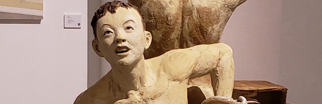 Ceramic Portrait Sculpting 1085X350