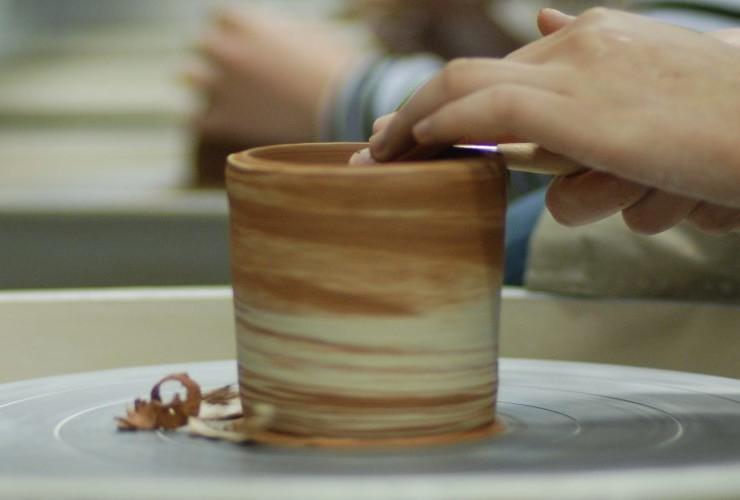 Ceramics Throwing Workshop: Functional Wares