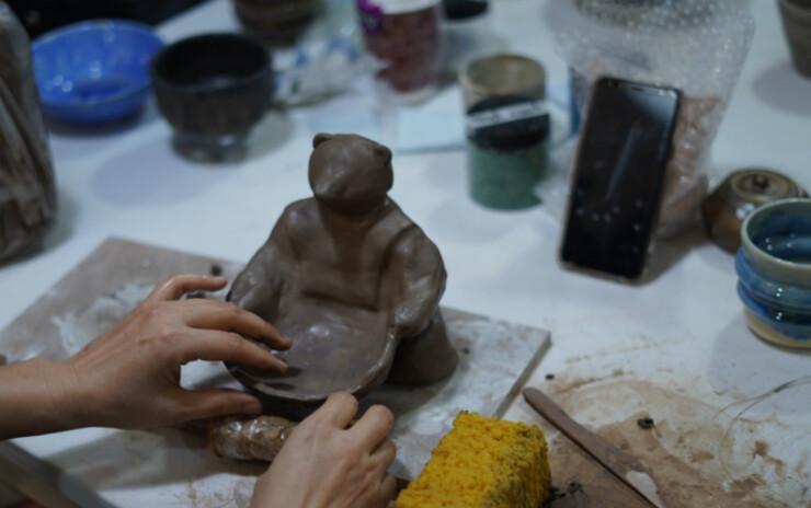 Pinching Ceramics