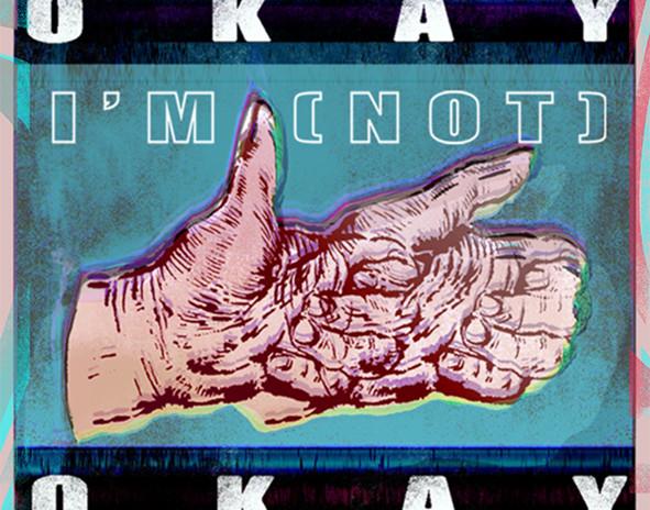 Okay. I am (not) Okay. Exhibition at The Gallery of Hong Kong Art School