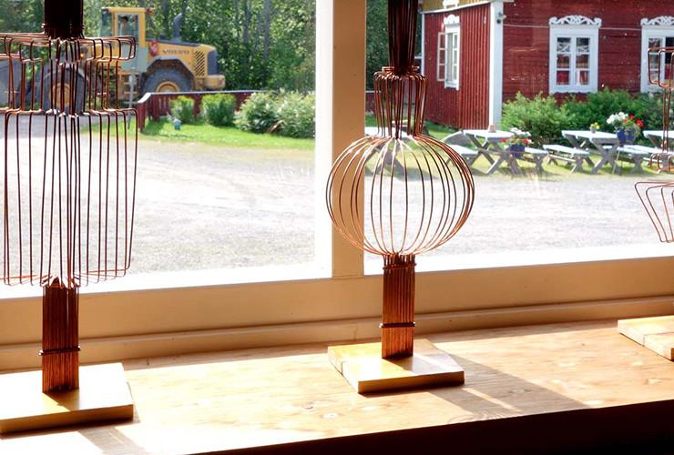 Mini Wire Sculpture project