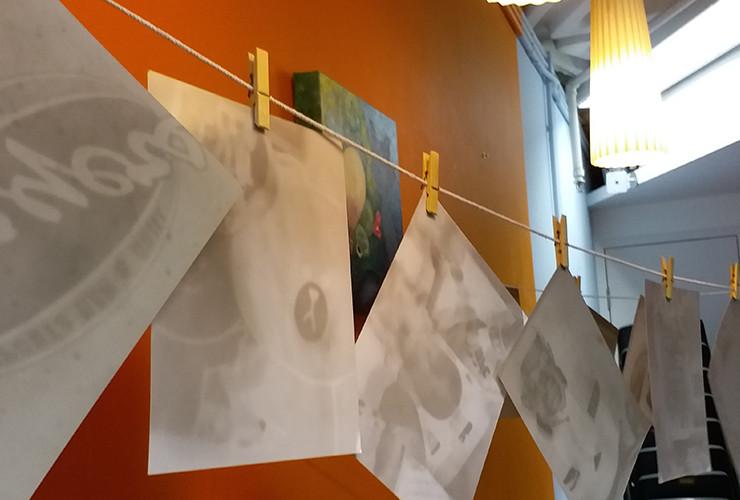 Photography Without Camera – Photogram Workshop