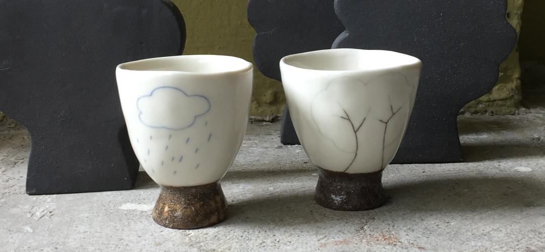 Ceramic Hand-building workshop – Form & Surface