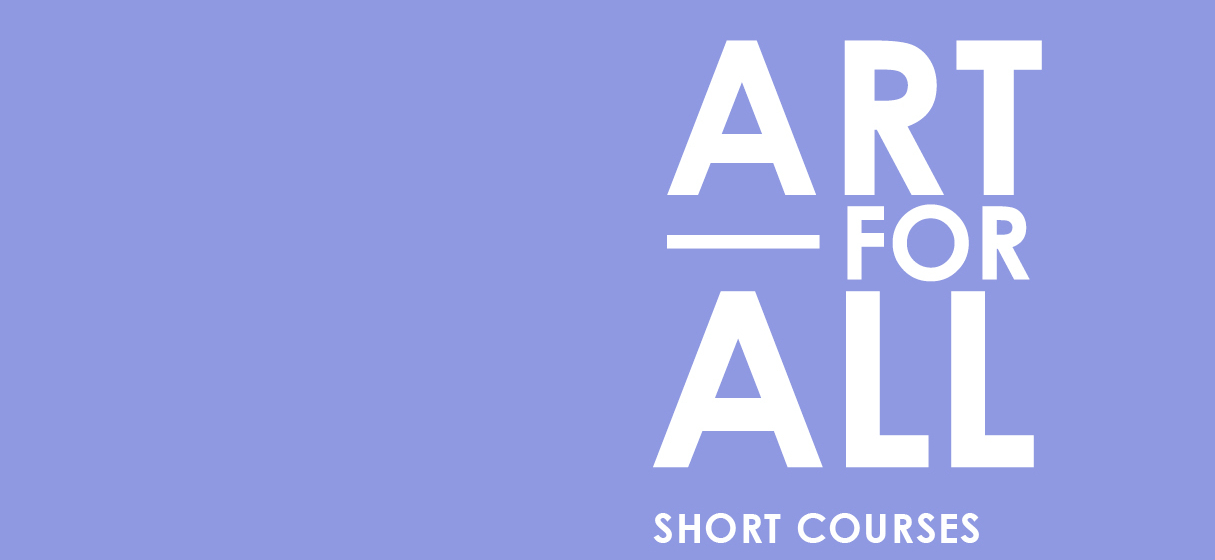 Art For All (CERAMICS) – New courses will be coming soon, please stay tuned!